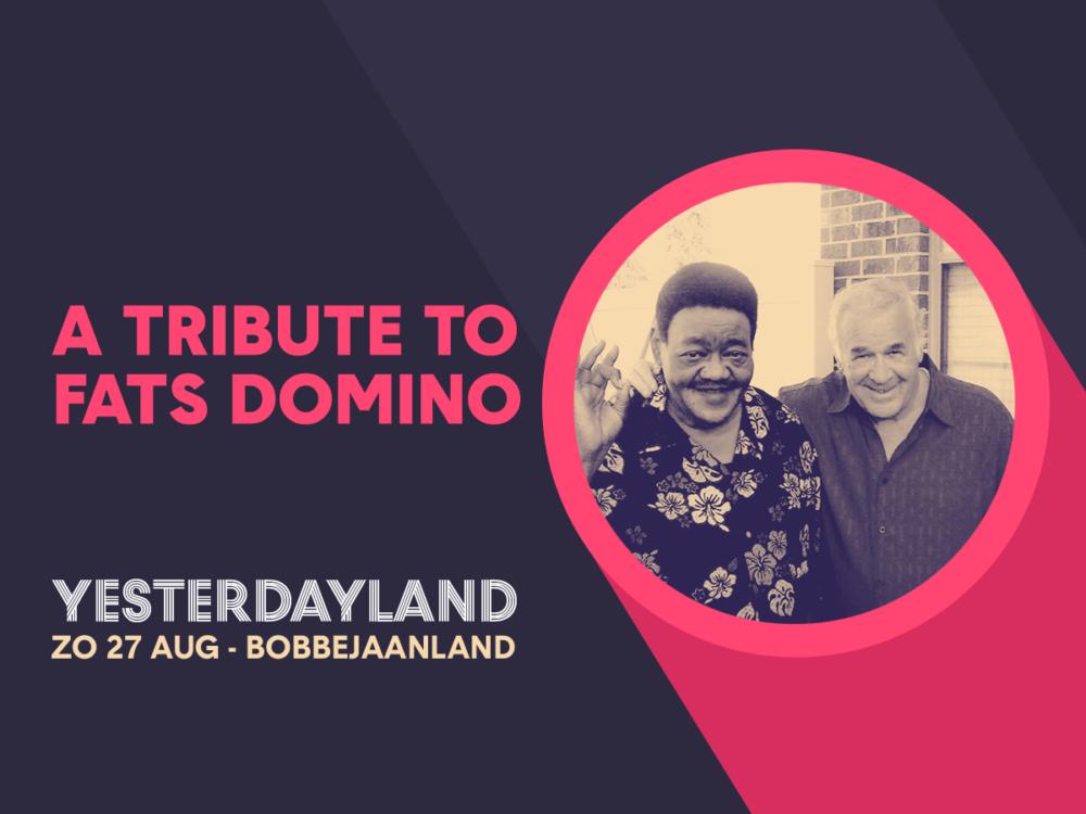 Bobby Setter Band - Fats Domino Medley 1 & 2